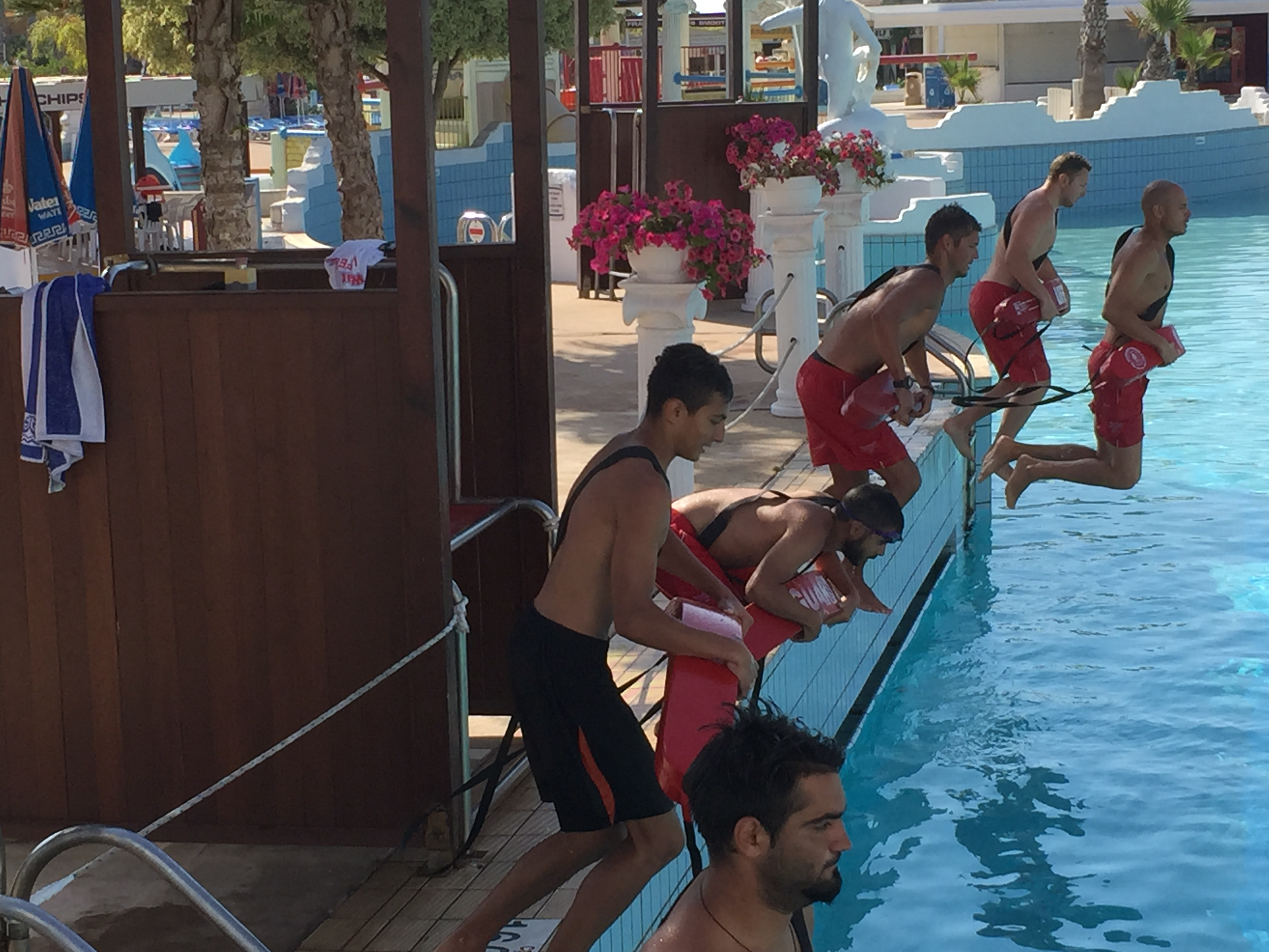 Lifeguard Entry